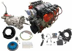 PACE Performance - GMP-LSX454T56 - Chevy Performance LSX454  with 6 Speed M/T Combo - Image 1
