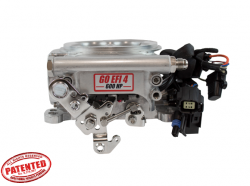 FiTech Fuel Injection - FTH-30001 - FiTech Fuel Injection Go EFI 4 600HP Silver Finish Basic Kit - Image 2