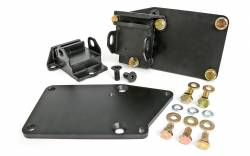 """Trans-Dapt Performance Products - TD4526 - Trans Dapt Engine Swap Mounts for Gen 5 LT Engine into SBC Chassis, 1-1/8"""" Rearwards, Rubber Pads - Image 1"""