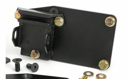 "Trans-Dapt Performance Products - TD4523 - Trans Dapt Engine Swap Mounts for Gen 5 LT Engine into SBC Chassis, 5/8"" Rearwards, Rubber Pads - Image 2"