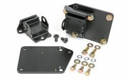 """Trans-Dapt Performance Products - TD4520 - Trans Dapt Engine Swap Mounts for Gen 5 LT Engine into SBC Chassis, 5/8"""" Forward, Rubber Pads - Image 1"""