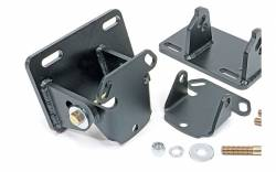 Trans-Dapt Performance Products - TD4530 - Trans Dapt Solid Motor Mount Kit , ChevyLS into S10 , S15 (2WD) - Image 2