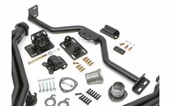 Trans-Dapt Performance Products - LS Engine Swap In A Box Kit for LS Engine in 82-04 S10 with Long Tube Uncoated Headers Trans-Dapt TD42163 - Image 2