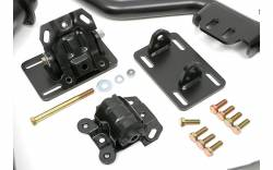 Trans-Dapt Performance Products - LS Engine Swap In A Box Kit for LS Engine in 82-04 S10 with Long Tube Uncoated Headers Trans-Dapt TD42163 - Image 4