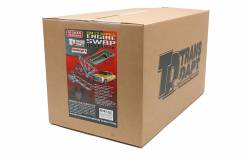 Trans-Dapt Performance Products - LS Engine Swap In A Box Kit for LS Engine in 82-04 S10 with Long Tube Headers HTC Silver Coated Trans-Dapt TD42164 - Image 5