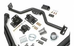 Trans-Dapt Performance Products - LS Engine Swap In A Box Kit for LS Engine in 82-04 S10 with Long Tube Headers Black Maxx Trans-Dapt TD42165 - Image 2