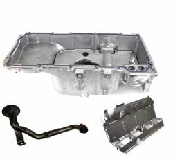 PACE Performance - GMP-12640748-K - Pace Camaro/G8/SS LS3 Oil Pan Kit - Image 1