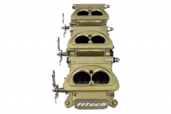 FiTech Fuel Injection - FTH-39610 - Fitech Go EFI Tri-Power 600HP System - Image 4