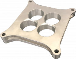 "Crate Innovations - CII-1001-PLUS - 1"" ANGLED CIRCLE TRACK SPACER 4150 - Image 1"