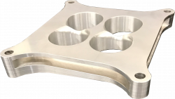 "Crate Innovations - CII-1001-PLUS - 1"" ANGLED CIRCLE TRACK SPACER 4150 - Image 4"