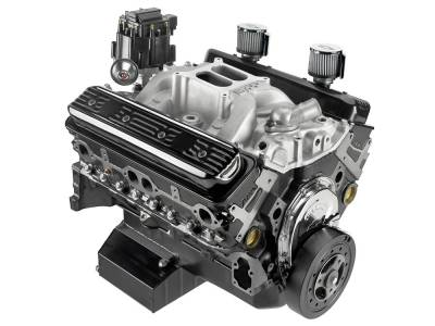 602 Crate Engine Components