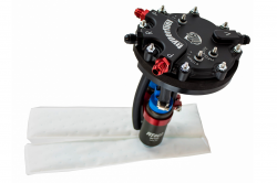 Hyperfuel Systems - Dual Pump 1600HP In Tank Retrofit Kit Hyperfuel 40020 - Image 1