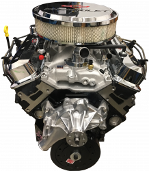 PACE Performance - Small Block Crate Engine by Pace Performance 390hp Roller Cam Edelbrock Pro-Flo4 EFI GMP-12691672-1EX - Image 2
