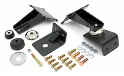 "Trans-Dapt Performance Products - TD4604 - Trans Dapt Bolt-In, Biscuit Style Motor Mounts; Chevy/GM LT(gen 5) Series; 27""-33"" Framerails - Image 1"