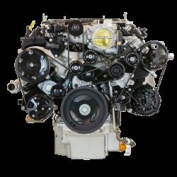 Billet Specialties - BSPBLK13500 - Tru Trac Serpentine System - LT4, Alternator, Power Steering and A/C - Image 2