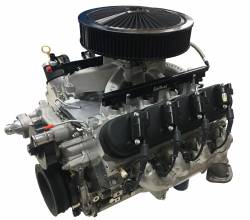 PACE Performance - LS3 Crate Engine by Pace Performance Prepped & Primed 495 HP with Edelbrock Pro-Flo 4 and Holley Swap Oil Pan Installed GMP-19370411-PEX - Image 3
