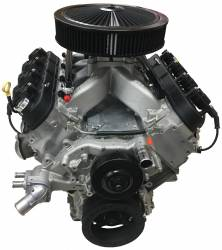 PACE Performance - LS3 Crate Engine by Pace Performance Prepped & Primed 495 HP with Edelbrock Pro-Flo 4 and Holley Swap Oil Pan Installed GMP-19370411-PEX - Image 2