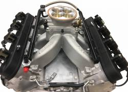 PACE Performance - GMP-19370411-PEX  Pace Prepped & Primed LS3 495HP Engine with Edelbrock Pro-Flo 4 and Holley Swap Oil Pan Installed - Image 6