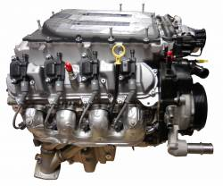 Chevrolet Performance Parts - LT4 6.2L Supercharged Dry Sump Crate Engine 650HP Chevrolet Performance 19416595 - Image 4