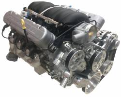PACE Performance - GMP-19256529-1ED - Pace Performance LS3 525HP Crate Engine Package, prime and prepped - Image 3