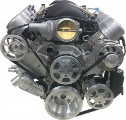 PACE Performance - GMP-19256529-1ED - Pace Performance LS3 525HP Crate Engine Package, prime and prepped - Image 2
