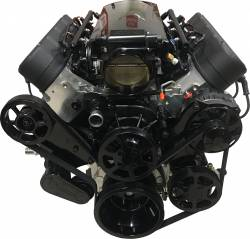 PACE Performance - GMP-19256529-2EF - Pace Performance LS3 570HP Crate Engine Package, prime and prepped - Image 2