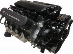 PACE Performance - GMP-19256529-2EF - Pace Performance LS3 570HP Crate Engine Package, prime and prepped - Image 3