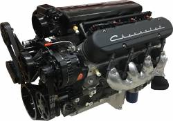 PACE Performance - GMP-19256529-2EF - Pace Performance LS3 570HP Crate Engine Package, prime and prepped - Image 1