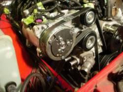Kwik Performance - K10472 - Chevy Truck/SUV LSX AC Bracket Kit - Image 3