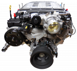 Chevrolet Performance Parts - LT4 Wet-Sump EROD Supercharged Crate Engine by Chevrolet Performance 6.2L 650 HP For 4L and Manual Transmission 19356048 - Image 3