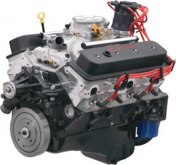 Chevrolet Performance Parts - Chevy Performance ZZ383 EFI Crate Engine 383 CID 450 HP 19418640 - Image 1