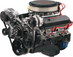 Chevrolet Performance Parts - Chevy Performance ZZ383 EFI Turn-Key Crate Engine 19419199 - Image 1