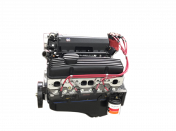 PACE Performance - BP3961CT-2EX - BluePrint SBC 396CID 479HP Crate Engine 1pc Rear Seal - Image 3