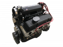 PACE Performance - BP3961CT-2EX - BluePrint SBC 396CID 479HP Crate Engine 1pc Rear Seal - Image 1