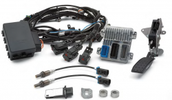 Chevrolet Performance Parts - CPSLS3765256L80E - Chevrolet Performance LS3 525HP Engine with 6L80E 6-Speed Auto Transmission Combo Package - Image 3