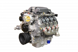 Chevrolet Performance Parts - CPSLSA6L80E -  Chevrolet Performance S/C LSA 556HP Engine with 6L80E 6-Speed Auto Transmission Combo Package - Image 1