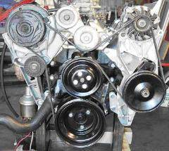 Kwik Performance - K10014 - Big block Chevy Early Serpentine Conversion Kit - Image 3