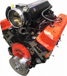 PACE Performance - Small Block Crate Engine by Pace Performance HP383 383CID 405HP w/ Edelbrock Pro-Flo Fuel Injection GMP-19355720-5EX - Image 1