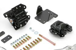 Trans-Dapt Performance Products - LS Engine Swap In A Box Kit LS in 68-72 GM A-Body 4L60E Mid-Length  HTC Silver Coated TD46002 - Image 3