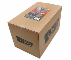 Trans-Dapt Performance Products - LS Engine Swap In A Box Kit LS in 68-72 GM A-Body 4L60E Mid-Length  HTC Silver Coated TD46002 - Image 5