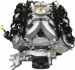 Chevrolet Performance Parts - GMP-19370163-1EX - LS364/450 6.0L 480 HP Crate Engine Pace Performance - Image 4