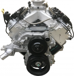 Chevrolet Performance Parts - GMP-19370163-1EX - LS364/450 6.0L 480 HP Crate Engine Pace Performance - Image 2