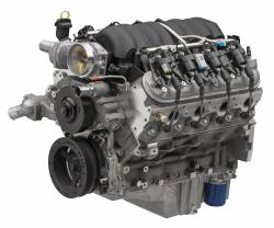 Chevrolet Performance Parts - LS3 Crate Engine by Chevrolet Performance 6.2L 495 HP 19419864 - Image 2