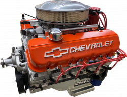 PACE Performance - Big Block Crate Engine by Pace Performance ZZ502 630HP GMP-1171-630EFI - Image 1