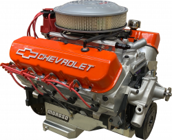 PACE Performance - Big Block Crate Engine by Pace Performance ZZ502 630HP GMP-1171-630EFI - Image 3