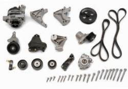 Chevrolet Performance Parts - 19368946 - LSA Accessory Drive System Non-A/C - Image 2