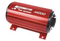 Aeromotive - AEI11101 - A1000 Fuel Pump - Efi Or Carbureted Applications - Image 1