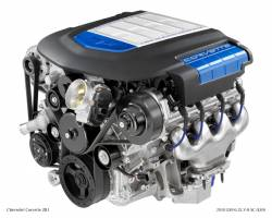 GM OE Replacement Engines - GM 6.2 Liter, 379 CID, 8 Cylinder Engines - GM Goodwrench - 12624262 - New GM 2009 - 2012 6.2L, 379 CID, 8 Cylinder Engine