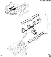 GM (General Motors) - 12579355 - Gm Ls Engine Ignition Coil Harness - Image 4
