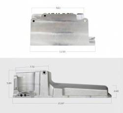 PACE Performance - GMP-302-1K - Complete Holley LS Retro-Fit Oil Pan Kit - Image 3